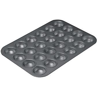 Chicago Metallic 24 Cup Non Stick Mini Muffin Tin