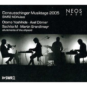 Otomo Yoshihide kvartetten - Donaueschinger Musiktage 2005: Tillokkelser [SACD] USA importen