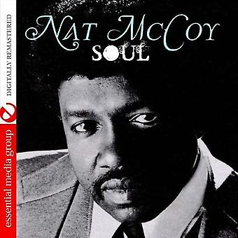 Nat McCoy - Soul [CD] USA import