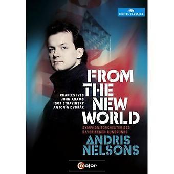 Desde el nuevo mundo [DVD] los E.e.u.u. la importación