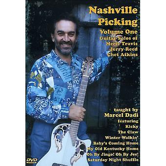 Marcel Dadi - Marcel Dadi: Vol. 1-Nashville Picking [DVD] USA import