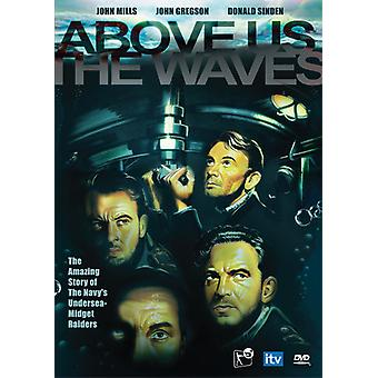 Above Us the Waves [DVD] USA import