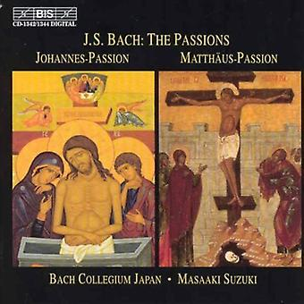 J.S. Bach - Bach: Johannes-Passion; Matth Us-Passion [CD] USA import