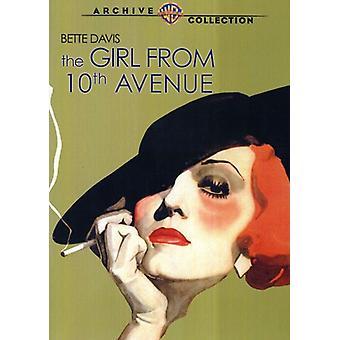 Chica de importación de Estados Unidos Avenida 10 [DVD]