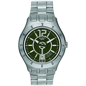 Swatch In A Green Mode Mens   Watch YTS407G