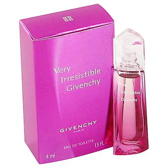 Givenchy Women Very Irresistible Mini EDT By Givenchy