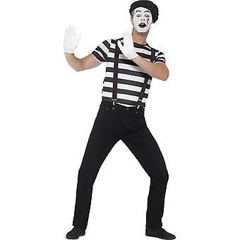 Pantomime mens costume