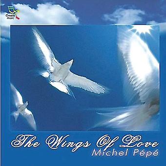 Michel Pepe - Wings of Love [CD] USA import