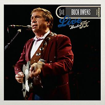 Owens*Buck - Live From Austin Tx [Vinyl] USA import