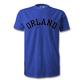 Orland College Style Kids T-Shirt