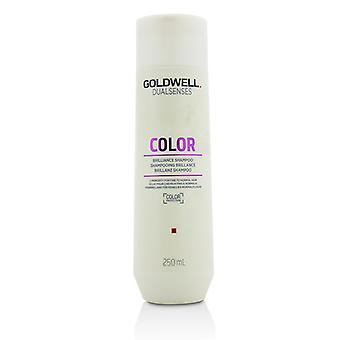 Goldwell Dual Senses Color Brilliance Shampoo (Luminosity For Fine to Normal Hair) 250ml/8.4oz