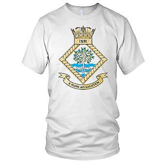 Royal Navy Marine Medizin INM Damen T Shirt