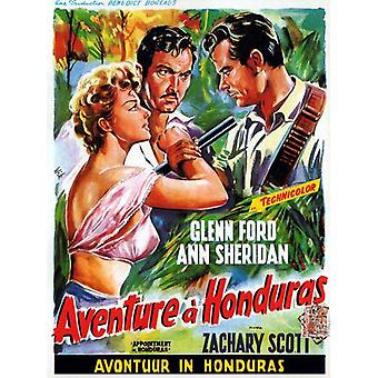 Appointment in Honduras Movie Poster (11 x 17)