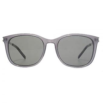 Saint Laurent SL 111 Sunglasses In Grey
