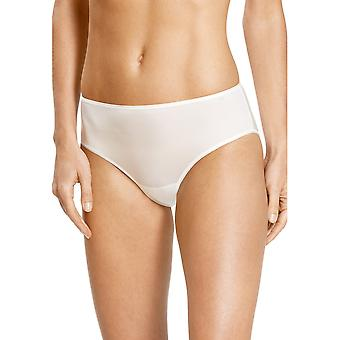 Mey 79844-1 Women's Joan White Solid Colour Knickers Panty Brief