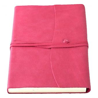 Coles Pen Company Amalfi Medium Journal - Raspberry Pink