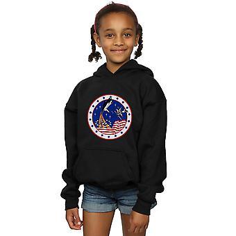 NASA Girls Classic Rocket 76 Hoodie