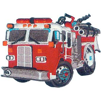 C&D Visionary Patches Fire Truck P3 4171