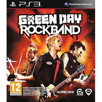 Green Day Rockband (PS3)
