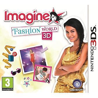 Imagine Fashion World 3D (Nintendo 3DS)
