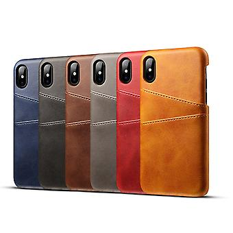 Leather cases with Card holder for Iphone X!