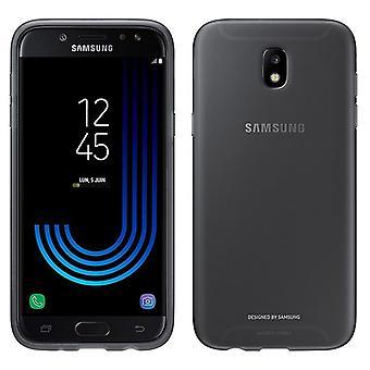 Samsung Dual Layer Cover Schutzhülle EF-PJ730 für J7 2017 A730 Hülle Case Black