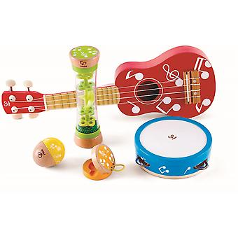 Hape Mini Band sett