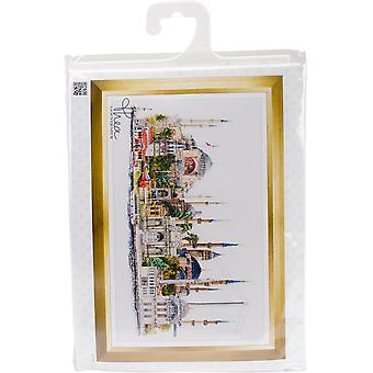 Istanbul On Aida Counted Cross Stitch Kit-31
