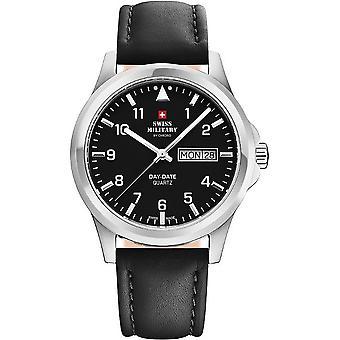 Swiss military mens watch quartz watches SM34071. 01