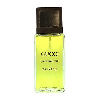 Gucci Pour Homme Eau De Toilette Spray 4.2Oz/125ml In Box (Vintage)