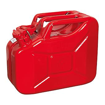 Sealey Jc10 Jerry Can 10Ltr - Red