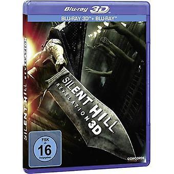 Blu-ray 3D Silent Hill - åpenbaring FSC: 16