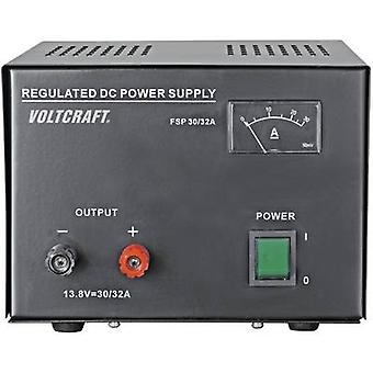 Bench PSU (fixed voltage) VOLTCRAFT FSP-11320 13.8 Vdc 20 A 280 W No. of outputs 1 x