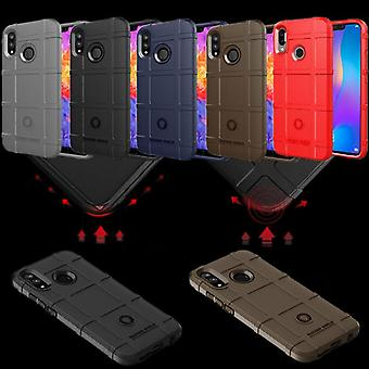 For Samsung Galaxy S9 plus G965F shield series outdoor black bag case cover protection new