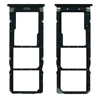For Xiaomi MI A2 Lite / Redmi 6 Pro card holder SIM tray slide holder spare parts black