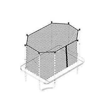 Alert Springmat voor Trampoline Zwart 305 cm