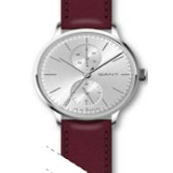 GANT fashionable ladies silver stainless steel watch