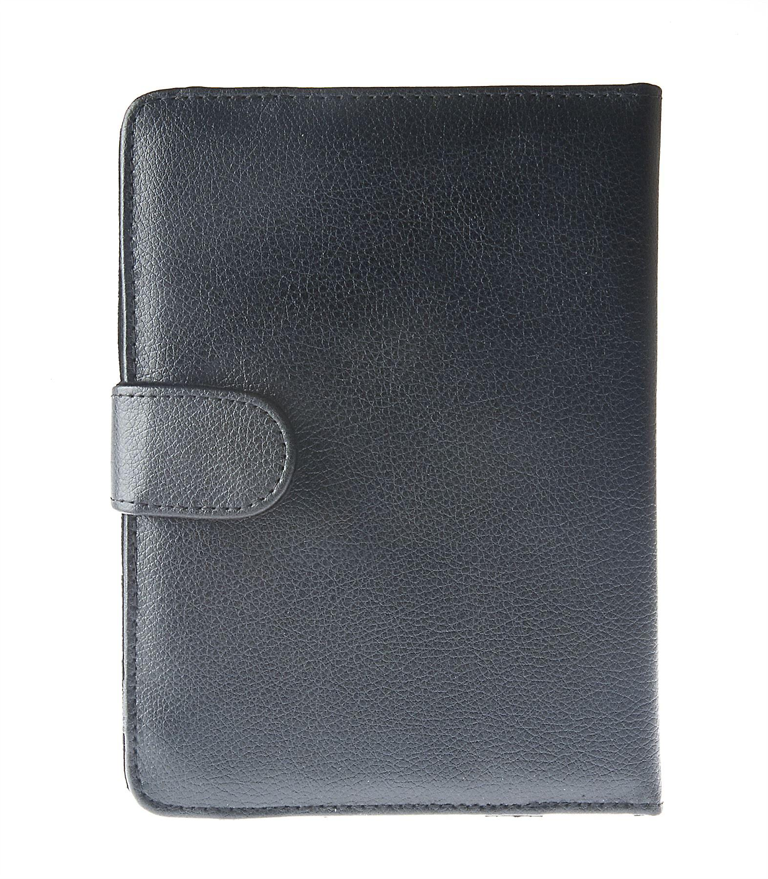 ICARUS cover black leather for Illumina HD/Pocket/Sense G2