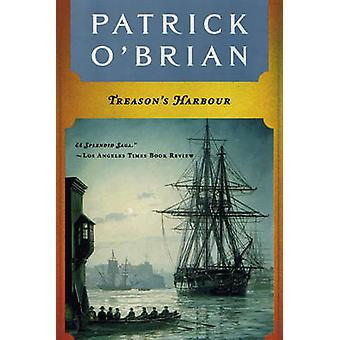 Treason's Harbour by Patrick O'Brian - 9780393308631 Book