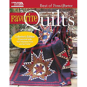 Favorite Quilts - Collector's Edition 25 Personal Quilts from Marianne