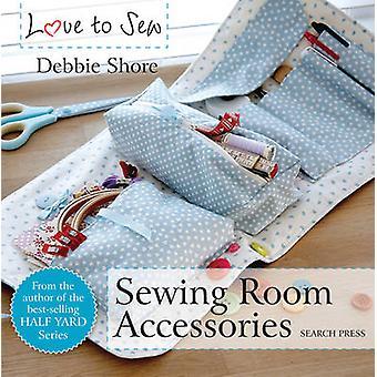 Accessoires pour chambre couture par Debbie Shore - livre 9781782213352