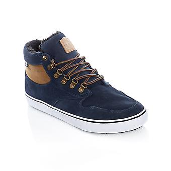 Element Navy-Breen Topaz C3 Mid Sherpa Lined Shoe