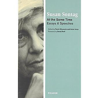At the Same Time - Essays and Speeches by Susan Sontag - 9780312426712