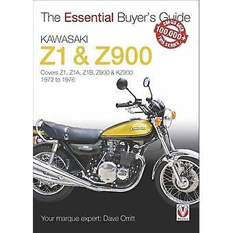 Kawasaki Z1 & Z900 - 1972 tot 1976 door David Orritt - 9781845845230 boek