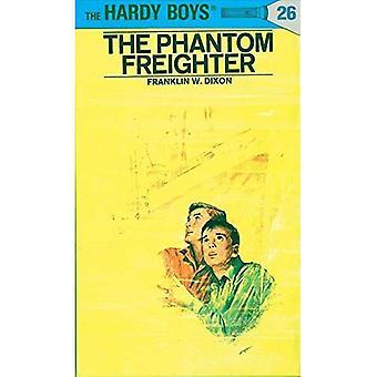 Phantom Freighter (Hardy Boys Mysteries)