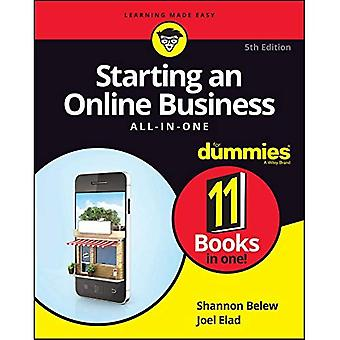Starting an Online Business � All-In-One for Dummies, 5th Edition
