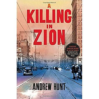 A Killing in Zion: A Mystery (Art Oveson Mystery)