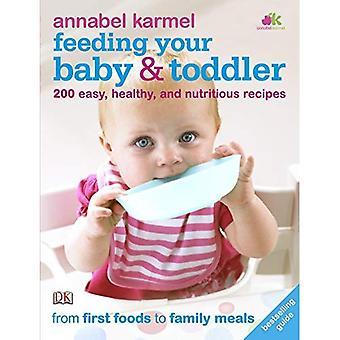 Utfodring din Baby och småbarn