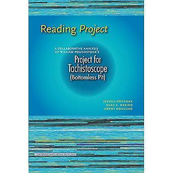 Läsprojekt: En gemensam analys av William Poundstones projekt för Tachistoscope {bottenlösa avgrunden} (...
