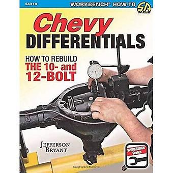 Chevy Differentials How to Rebuild the 10- and 12-Bolt (Peformance How to)
